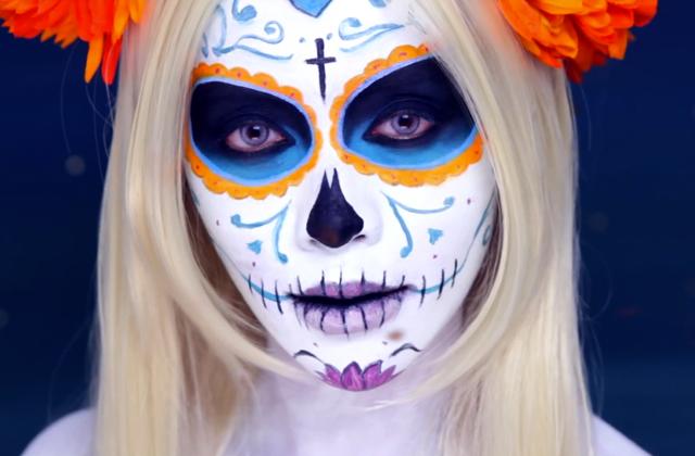 Idées de déguisement pour Halloween - Lady heavenly